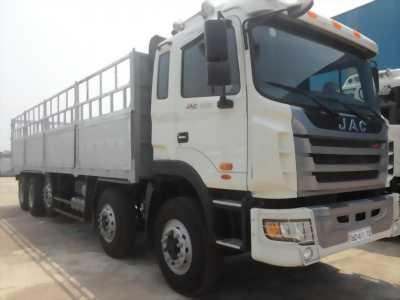 Xe tải nặng Jac 5 chân ( 340Hp) sản xuất 2017.