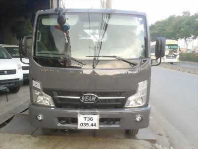 Xe tải ben VEAM(VT650)6.5 Tấn.Động cơ NHẬT BẢN.