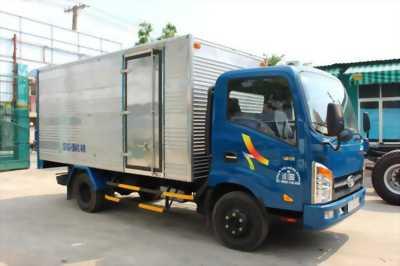 Xe tải 2 tấn, thùng dài 6m2. Động cơ HYUNDAI, 2017.
