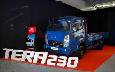 Xe tải TERACO máy HYUNDAI 1T9 thùng dài 3m6