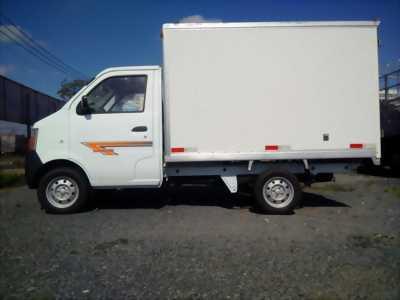 Tổng đại lý xe tải nhỏ dongben 870kg- dongben thùng mui bạt