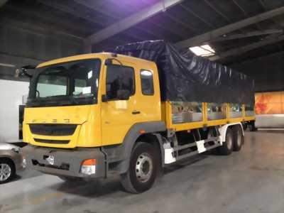 Xe tải 3 chân FUSO FJ (15 tấn) đời 2016