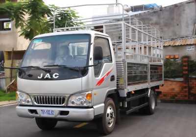✅Xe tải JAC 2t4 thùng mui bạt dài 4,4 mét chạy máy ISUZU Nhật Bản cực kỳ tốt và lợi dầu