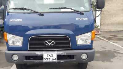 Xe tải hyundai HD99 6,5 tấn đầu cabin nhập khẩu mới