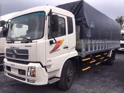 Bán xe tải thùng Dongfeng 9.3 tấn, 9,3 tấn nhập khẩu