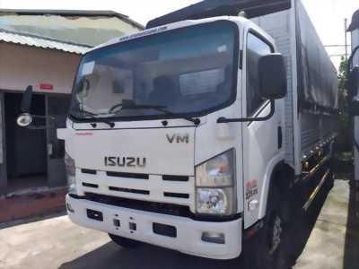 Thanh lý toàn bộ xe tải ISUZU 8T2  thùng dài 7m tại TPHCM