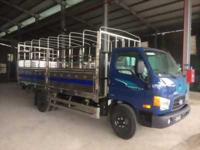 xe tải Hyundai 7 tấn thùng mui bạt