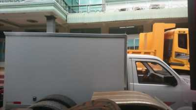 Dongben tải nhỏ thùng composite 770kg