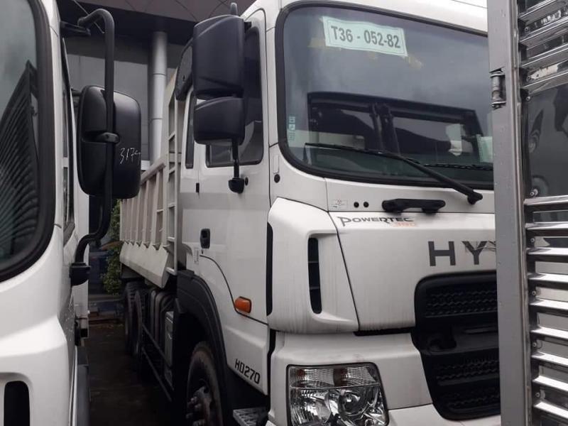 xe ben Hyundai HD270 nhập khẩu nguyên chiếc
