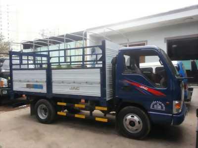 Xe tải jac 2,4 tấn vào thành phố ban ngày không bị cấm tải