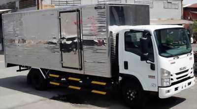 Bán xe tải isuzu 5t thùng kín
