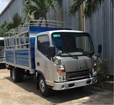 Xe tải Jac 3t45 đầu vuông máy cn Isuzu thùng 4.3m