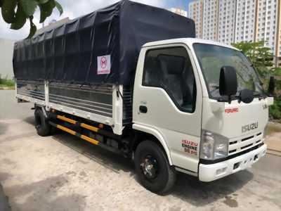 Cần bán xe tải isuzu thùng bạt dài 6m2 tải trọng 1t9 mới 100%
