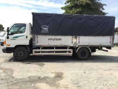 Hyundai Thanh Công 7 tấn thùng kín