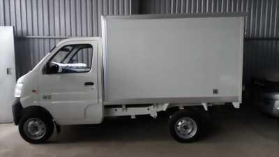 Xe VEAM 850kg thùng kín lấy ngay