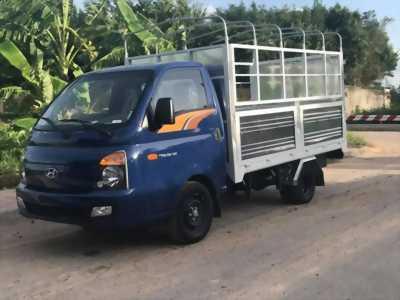 Hyundai Porter H150 thùng mui bạt giao ngay