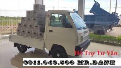 Chuyên Bán Xe Tải Suzuki Truck 650kg ( Lắp Ráp) Thùng Lửng