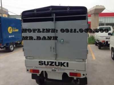 Chuyên Bán Xe Tải Suzuki Truck 600kg☺Suzuki Thùng Mui Bạt ☺ Suzuki Thùng Kín☺ xe tải Suzuki Giã rẽ  2018 ☺bán xe tải Trã Góp.