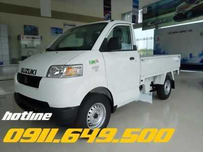 Xe tải Suzuki Pro  Thùng lửng ✩Xe tải Suzuki Thùng Bạt✩ Xe tải Suzuki trã góp ✩ Xe tải trã góp