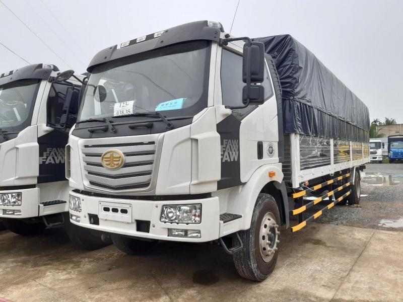 ✅Xe tải Faw 8 tấn thùng dài 10m hỗ trợ trả góp giá tốt