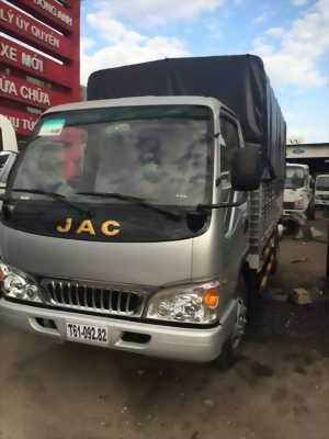 Xe tải Jac 2t4 động cơ công nghệ Isuzu