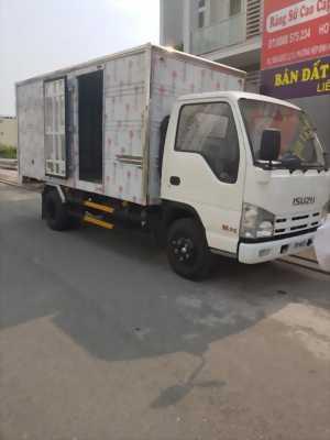 Cần bán xe tải Isuzu 3t49 thùng 4m3, trả góp theo yêu cầu