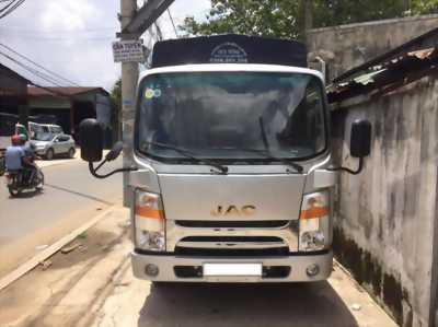 xe tải jac 3 tấn 4 thùng dài 4m3 máy isuzu