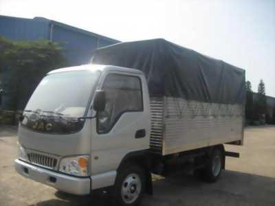 Cần bán xe tải jac 1T5 thùng bạt - xe tải jac 1T5