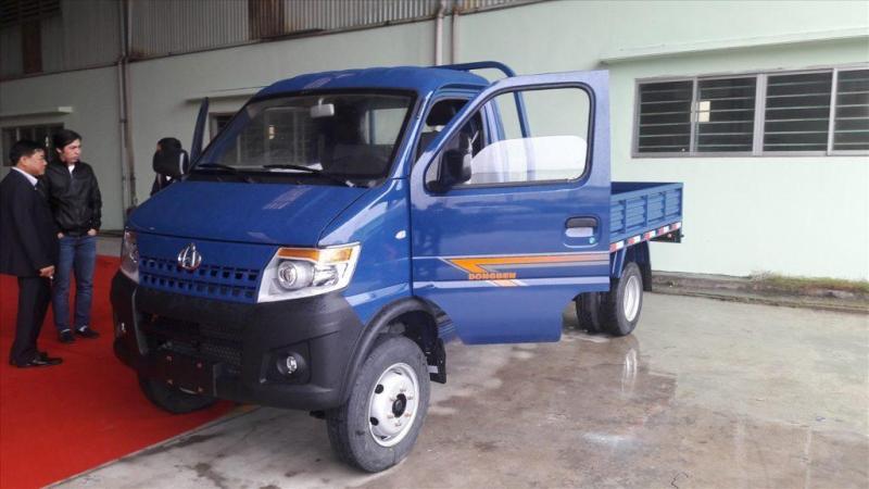 Xe tải dongben 980kg/ 800kg/ 700kg
