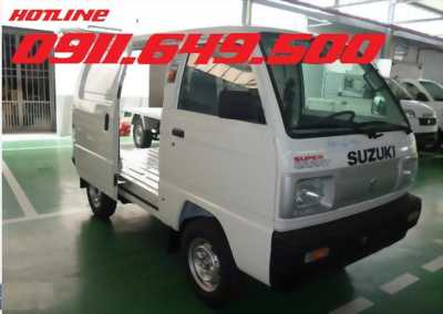 Xe tải Suzuki Blind Van ✩ Xe tải trã góp ✩ Xe tải giá rẽ đời mới ✩ Xe tải dưới 1 tấn