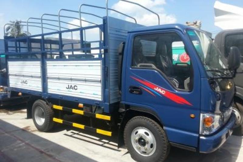 Công ty bán lô lớn xe tải Jac 2T4 - giá tốt nhất