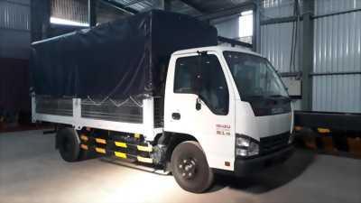 Xe tải isuzu 2t3 lưu thông vào thành phố