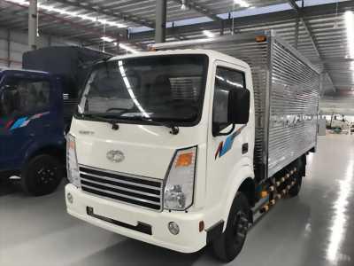 Bán xe tải hyundai 2,4 tấn nâng tải thùng bạt thùng kín