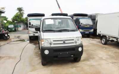 Bán xe tải Dongben 870kg thùng lửng hỗ trợ trả góp