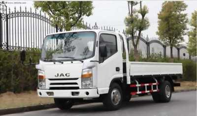 Xe tải jac 3t4 hỗ trợ trả góp lên đến 80%