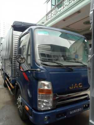 Xe tải JAC 3t45 động cơ mới nhập khẩu 100% trả góp