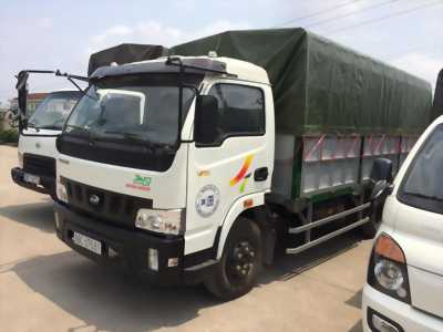 Xe tải động cơ hyundai/tải trọng 3 tấn 500kg.