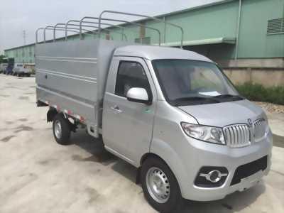 Xe tải 1.25t DONGBEN thùng dài 3m bán trả góp