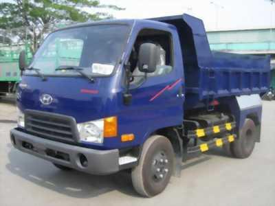 Xe ben Hyundai HD99 thùng đóng sẵn