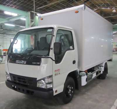 Xe tải ISUZU QKR55H Thùng kín 2100kg xe