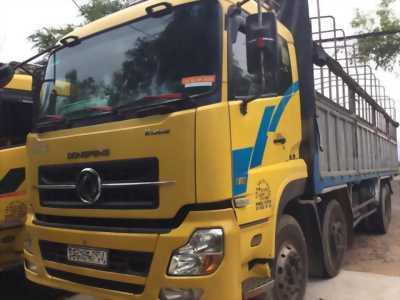 Xe tải Dongfeng 4 chân - L315 Thùng 9.9m - 17.5Tấn
