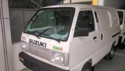Xe Suzuki Blind Van 2018 - Khuyến mãi 2% phí trước bạ