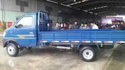 Xe tải 1 tấn thùng mui bạt khuyến mãi phí trước bạ