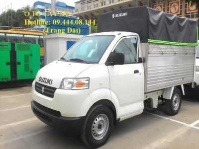 Xe Tải Suzuki Pro 615kg Thùng Bạt