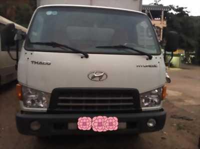 Bán xe tải thùng Thaco Hd450 huyndai