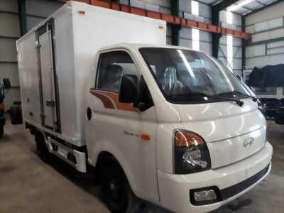 Hyundai 1,5 tấn thùng bảo ôn