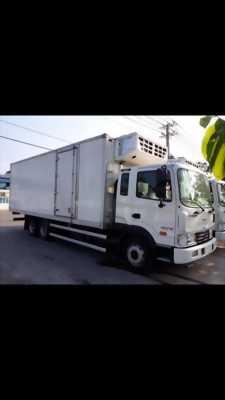 Hyundai HD210 thùng đông lạnh nhập khẩu nguyên chiếc