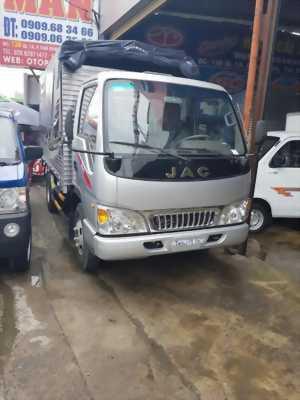 Cần bán gấp xe tải Jac 2t4 mới 100%, trả trước 50tr