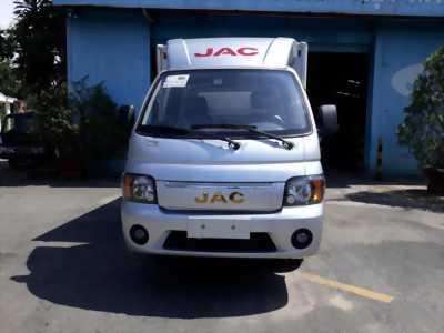 Công ty cần bán xe tải Jac 1t25 cabin Hyundai, trả góp 90%