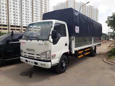 Bán xe tải Isuzu 1t9 đời 2018 giá tốt nhất tại Cà Mau